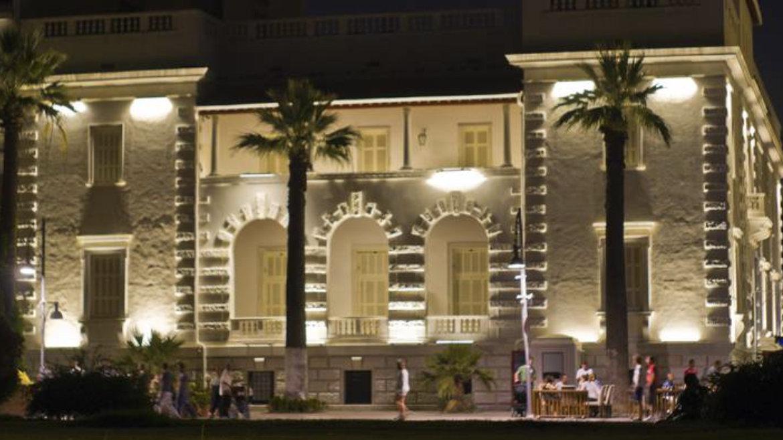 İzmir İtalyan Konsolosluğu Binası