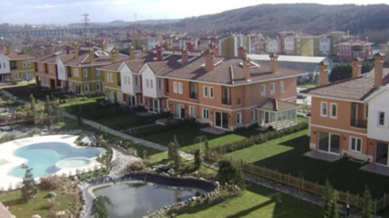 İstanbul Göktürk Kemer Country Villaları